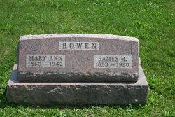 Mary Ann <i>Foy</i> Bowen