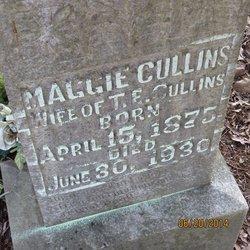 Martha Margaret Maggie <i>Sutton</i> Cullins