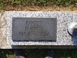 Elbert J Goodin
