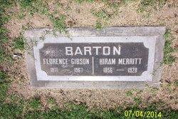 Hiram Merritt Barton