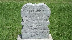 Garland D Bender
