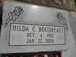 Hilda <i>Credeur</i> Boudreaux