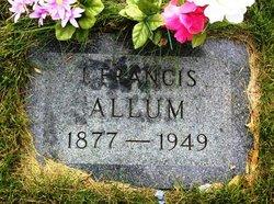Isaac Francis Allum
