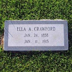 Ella Alvira <i>Hemphill</i> Crawford