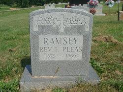 Rev Pleas S. Ramsey