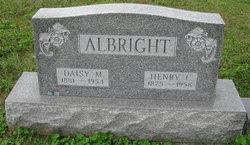 Daisy Mae <i>Derr</i> Albright