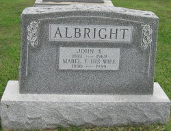 John Rufus Albright