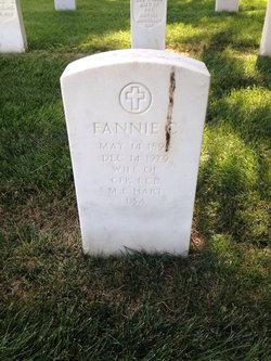 Fannie C Hart