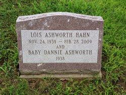 Lois M. <i>Ashworth</i> Hahn