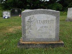 Archer John Starrett