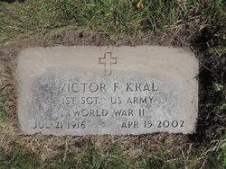 Victor F. Kral
