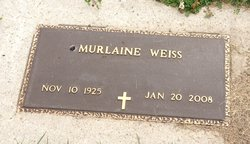 Murlaine Joan <i>Yakey</i> Weiss