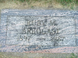 Ruby May Arbogast