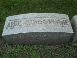Anne <i>Clarke</i> Washburne