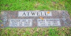 Walter Lee Atwell, Sr
