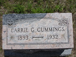 Carrie G. <i>Lytton</i> Cummings