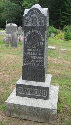 Edward A Raymond