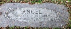Richard Todd Angel