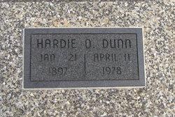 Hardie O Dunn, II