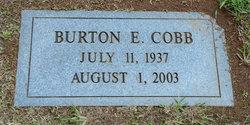 Burton Eugene (Bud) Cobb