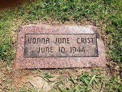 Vonna June Crist