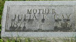 Julia Frances <i>Gentleman</i> Gay