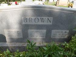 Clara Clementine <i>DePriest</i> Brown