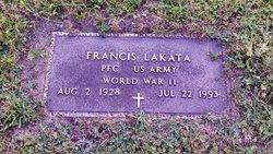 Francis Joseph Lakata