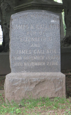 James Nicholson Gallatin