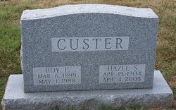 Roy F Custer