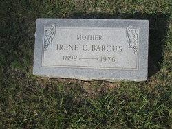 Irene Elizabeth <i>Chapman</i> Barcus