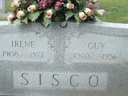 Cuba Irene <i>Fain</i> Sisco