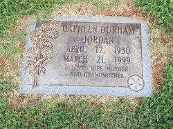 Dapheen <i>Durham</i> Jordan