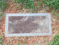 Conrad H Jordan