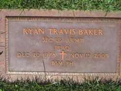 Spec Ryan Travis Baker