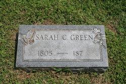 Sarah Catherine <i>Alexander</i> Green