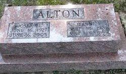 Jeanne Izella <i>Montgomery</i> Alton