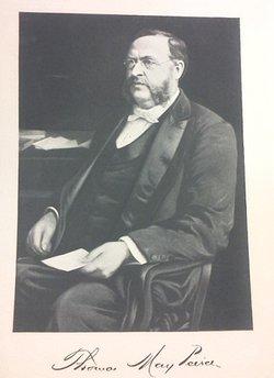 Thomas May Peirce