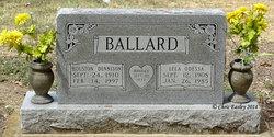 Houston Dennison Ballard