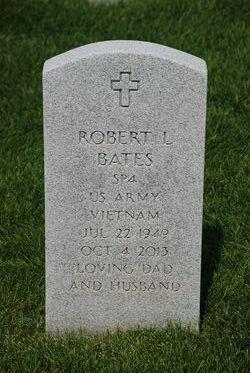 Robert L Bates