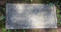 Alvin Lafayette Fate Hutchinson