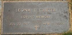 Leona Lena <i>Bruns</i> Carter
