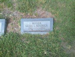 Letha Lyndon <i>Boatler</i> Kendrick