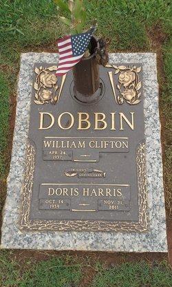 Doris <i>Harris</i> Dobbin