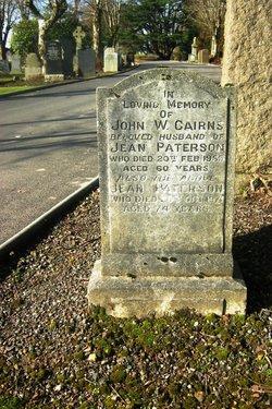 John Watson Cairns