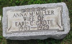 Anna Magdalena <i>Miller</i> Grote