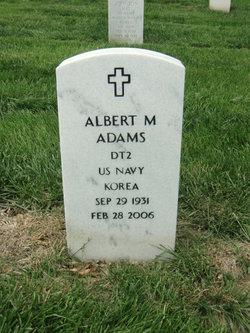 Albert Marty Adams