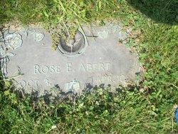 Rose E <i>Behrens</i> Abert