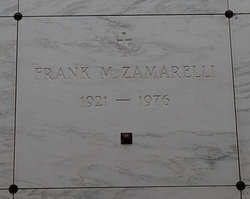 Frank M Zamarelli