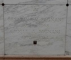 Cesarina Marie <i>Chiantaretto</i> Fagnani